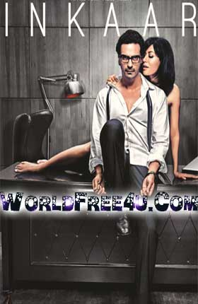 Poster Of Hindi Movie Inkaar (2013) Free Download Full New Hindi Movie Watch Online At worldfree4u.com