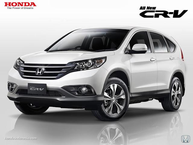 Mobil Sporty Honda: Honda Crv 2015