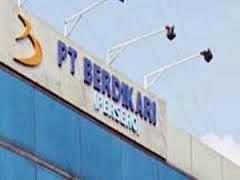 Lowongan Terbaru PT Berdikari (Persero) November 2013