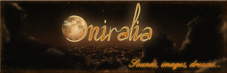 ONIRALIA BLOG