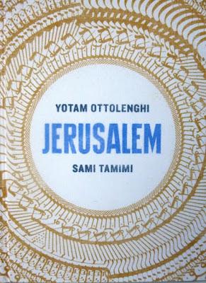 Jerusalem - Selection livres à offrir pour Noel