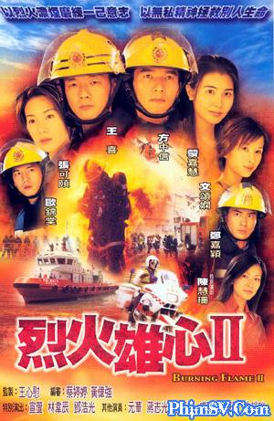 Đội Cứu Hỏa Anh Hùng 2 - Burning Flame 2