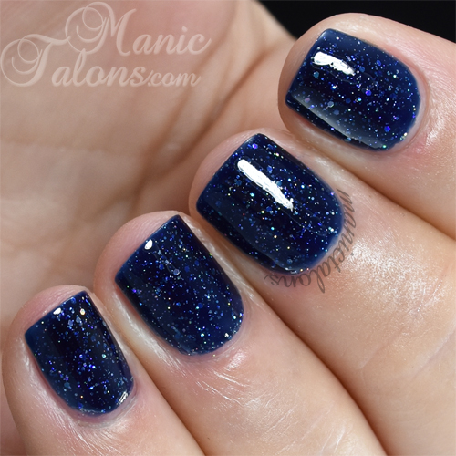 KBShimmer Carpe Denim Swatch
