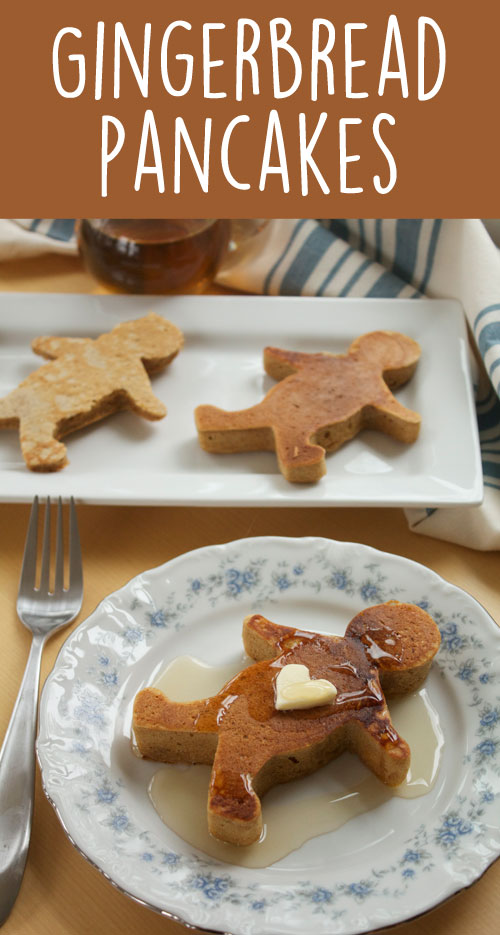 A Less Processed Life: What's For Breakfast: Gingerbread ...