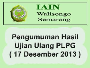 Inilah Hasil Ujian Ulang Plpg Tanggal 17 Desember 2013 Abdi Madrasah
