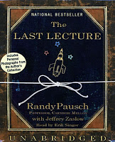 Randy Pausch's Book