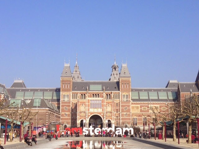 The Rijksmusuem, Amsterdam
