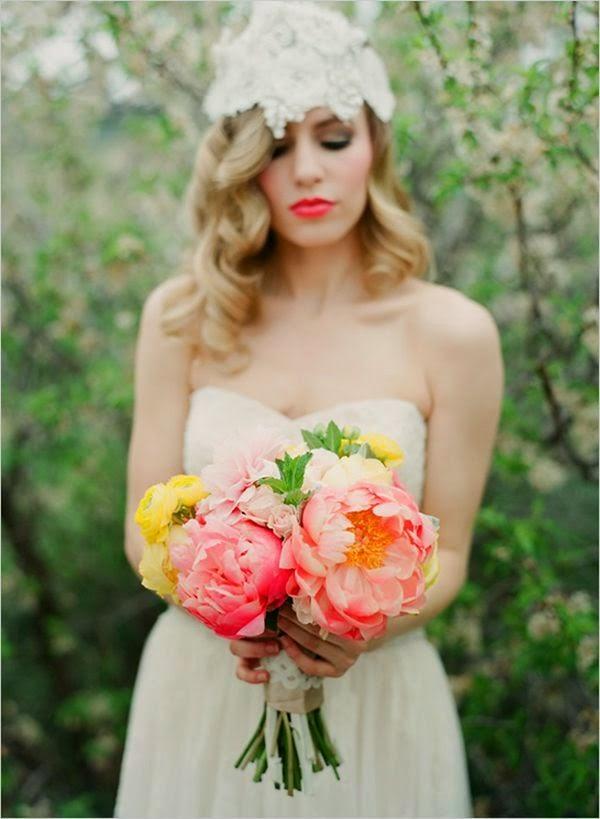 labios rojos novias diferentes