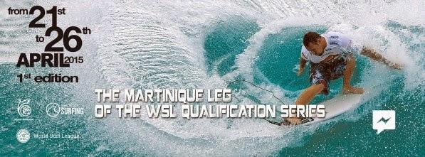Championnat et coupe du Monde de Surf en Martinique