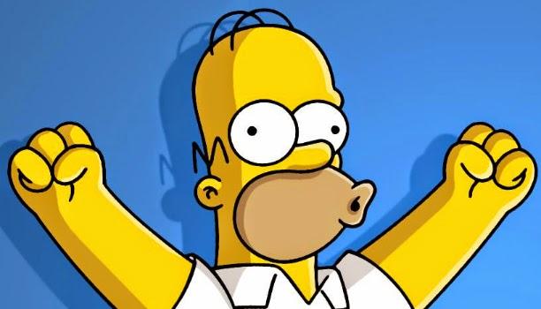 33 frases de Homer Simpson que mostra sua sabedoria