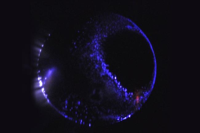 Seperti Inilah Kenampakan Aurora di Planet Mars