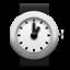 Reloj Emoji en formato PNG