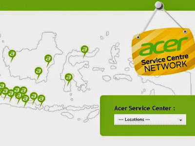 25 Alamat Service Center Acer Seluruh Indonesia