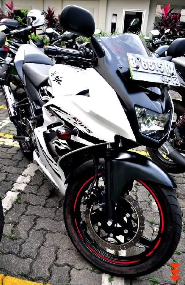 New kasasaki Ninja 150RR 2012   Motor Kawasaki