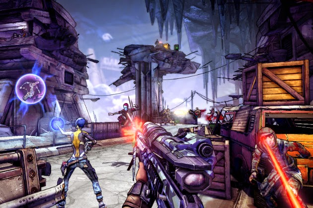 how to play borderlands 2 online pc