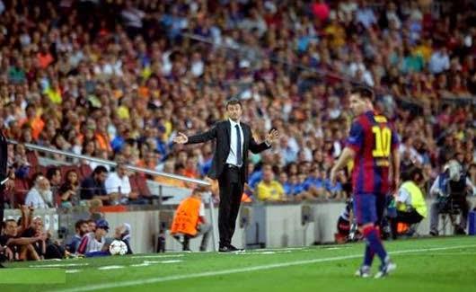 خيتافي يجبر برشلونة على التعادل السلبى. الريال فى الصدارة بفارق بأربع نقاط
