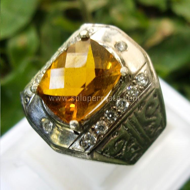 Batu Permata Golden Citrine -SP483