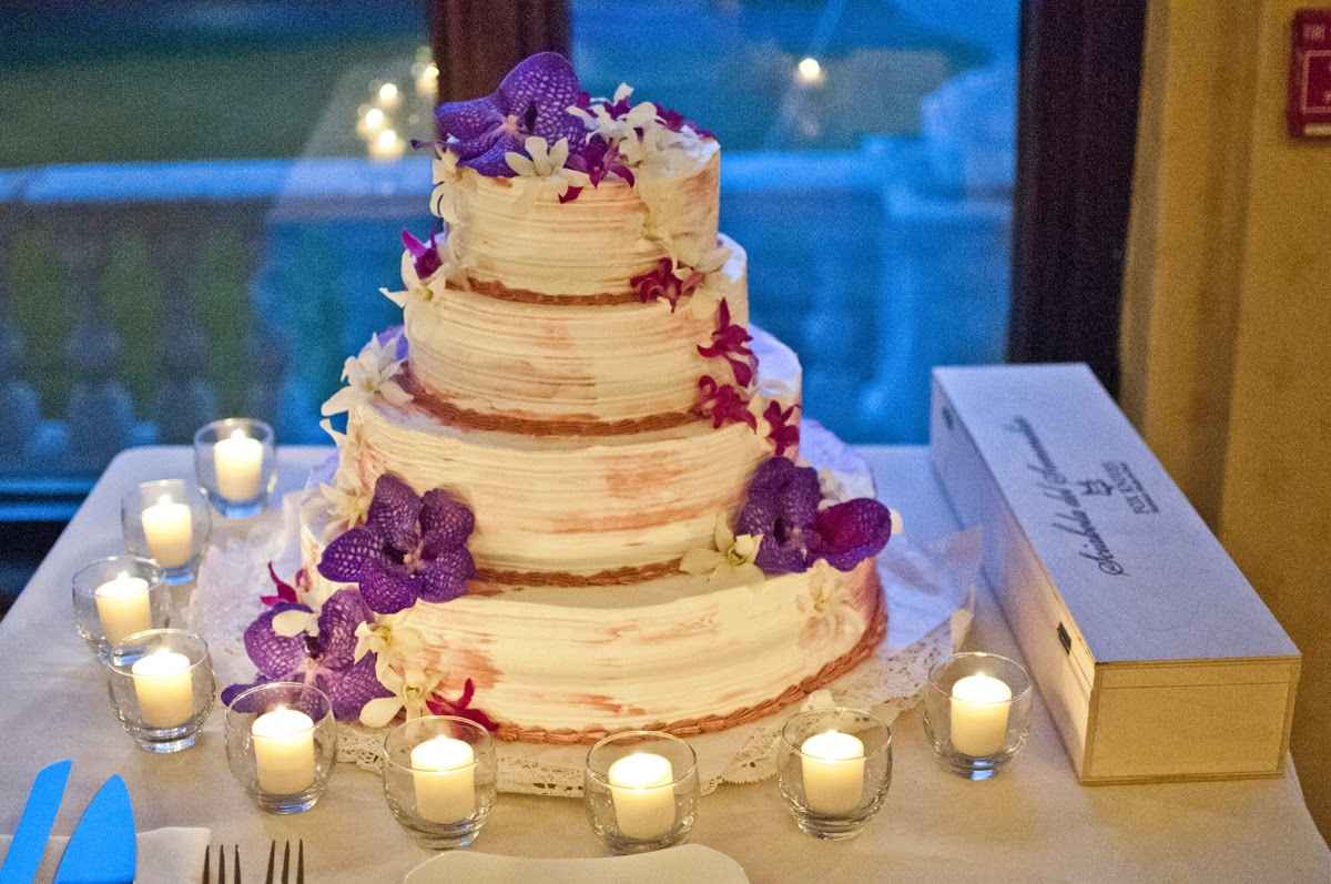 Sabrage Wedding at a Tarrytown Castle in New York