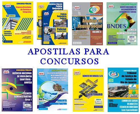 Apostilas para Concursos