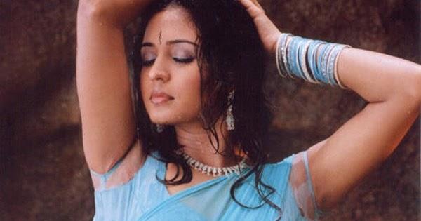 Hot Actress Wallpapers: Gajala Actress Hot Saree Navel