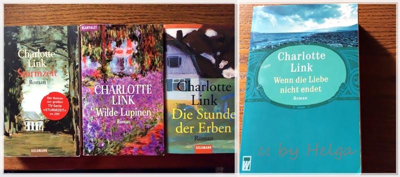 Bienenelfen: Lesen im Oktober mit Charlotte Link im Doppelpack