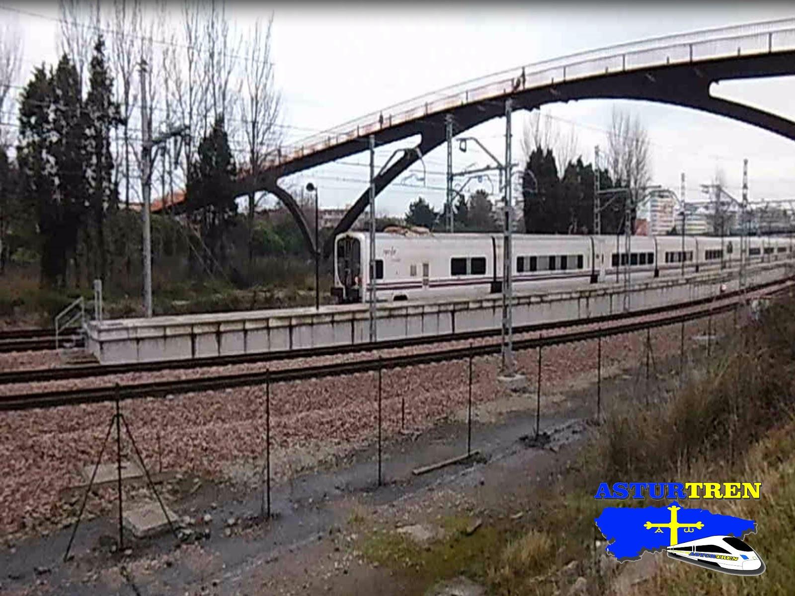 Asturtren esta es la historia sobre las conexiones for Trenhotel de barcelona a paris