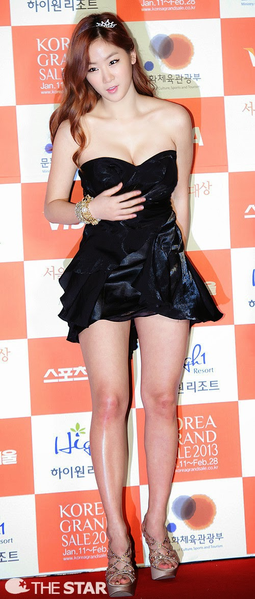 Sistar (씨스타) Soyou (소유) - (2) - '22th Seoul Music Awards' ceremony on 31 January 2013
