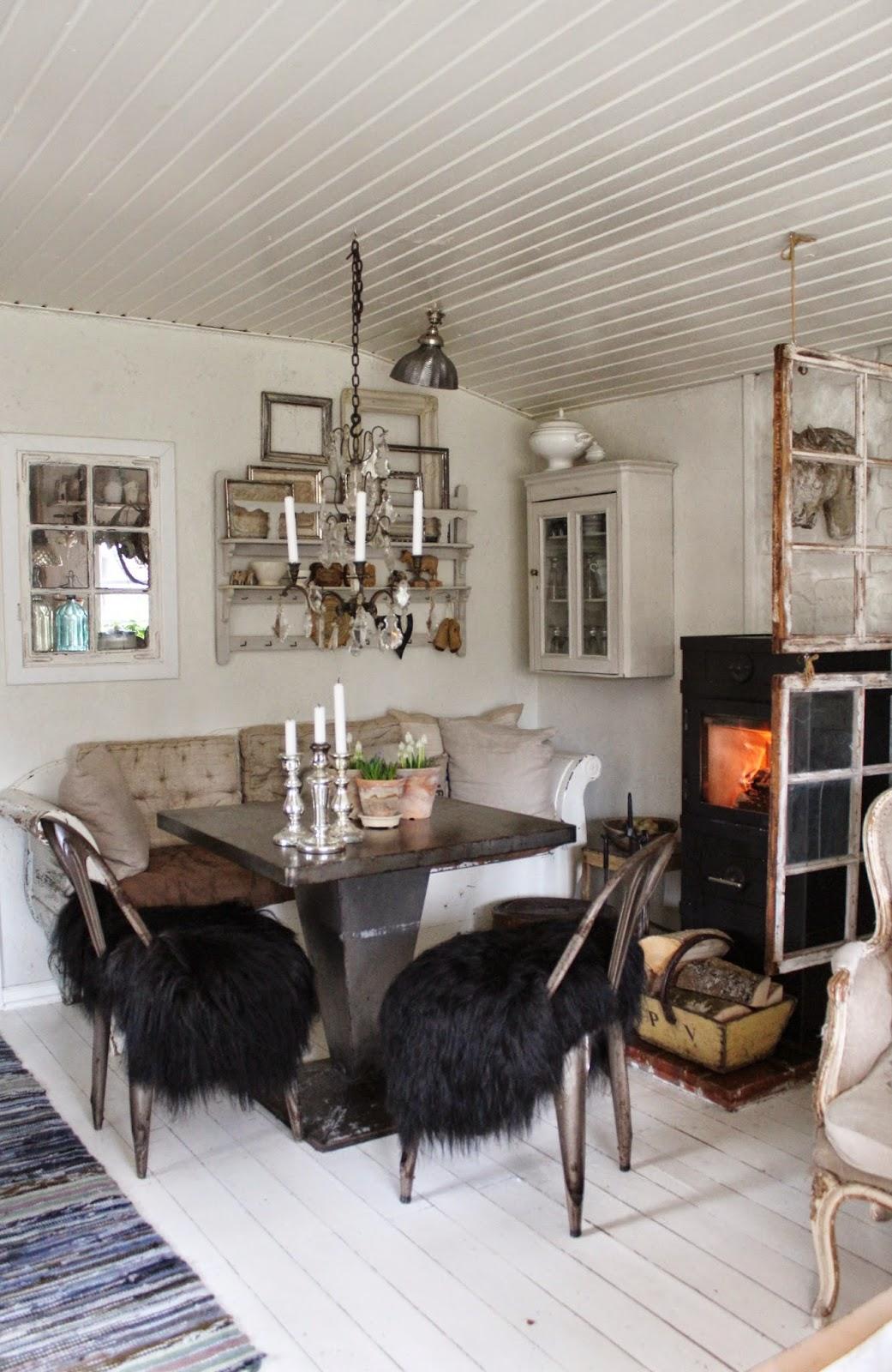 """K&co. antiques´s blog.: sommerhus indretning med """"franske ..."""