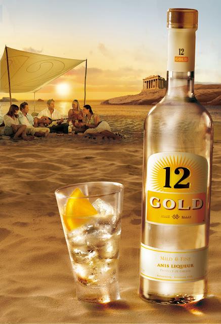Anis-Likör 12 GOLD