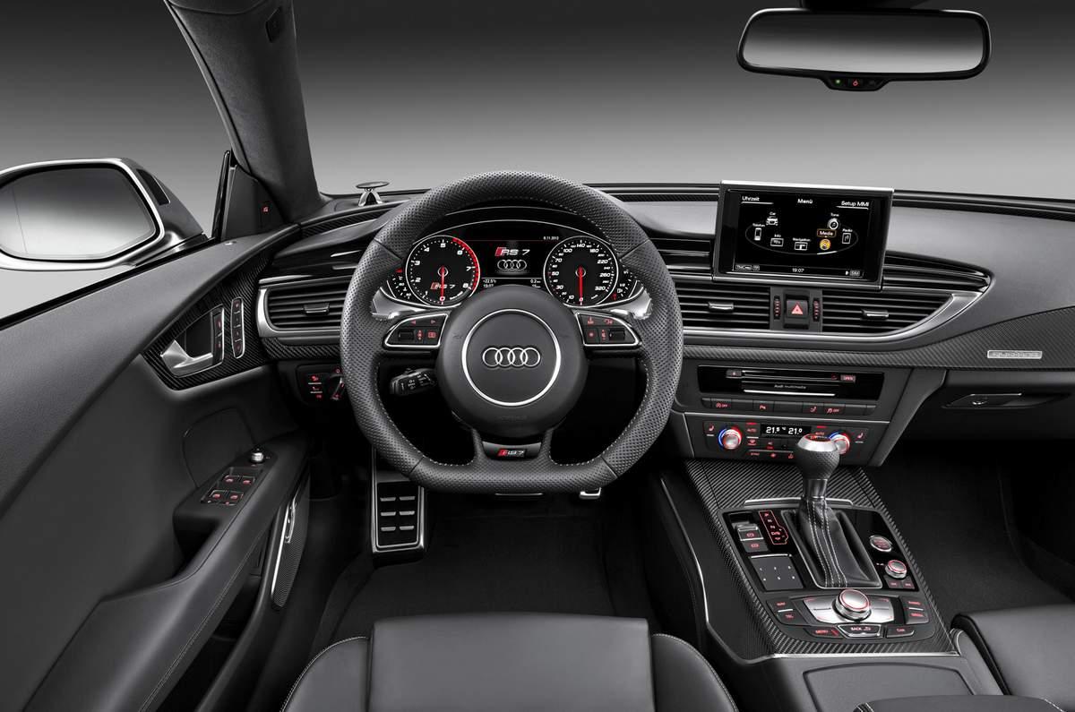 Novo Audi RS7 Brasil
