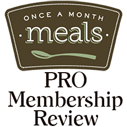 Once A Month Meals Pro Membership Review