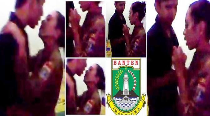 Heboh Video Mesum PNS Banten