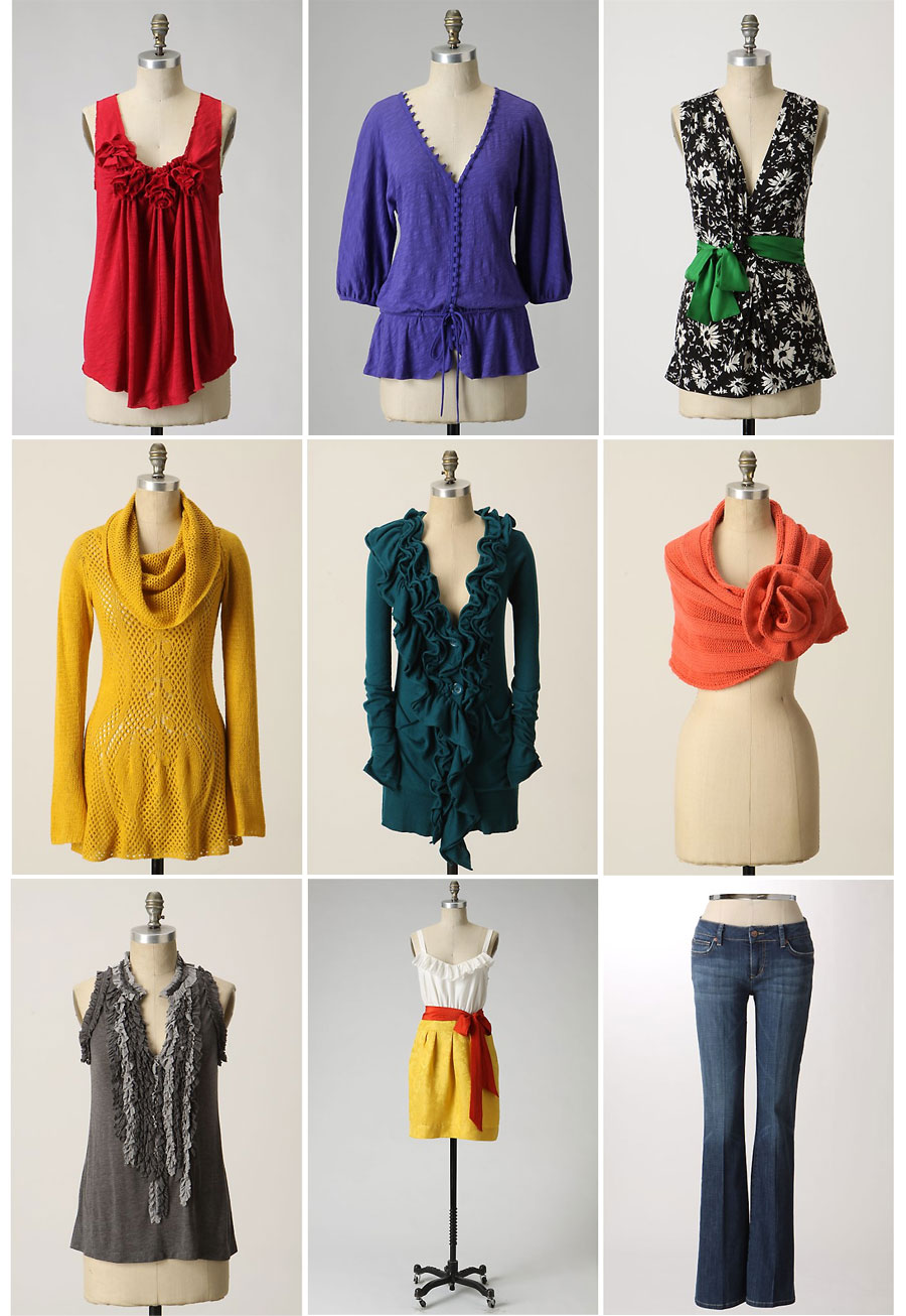 Womens fashion clothes