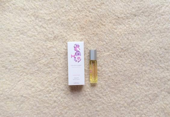 seascape soothe sleep oil review