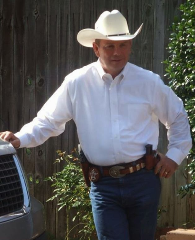 Follow David Russell on Facebook, the next Grayson County Texas sheriff!