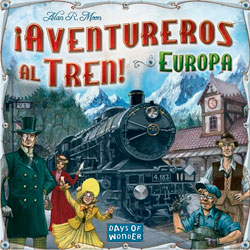 Aventureros al tren caja