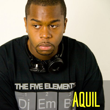 Featured Artist: Aquil
