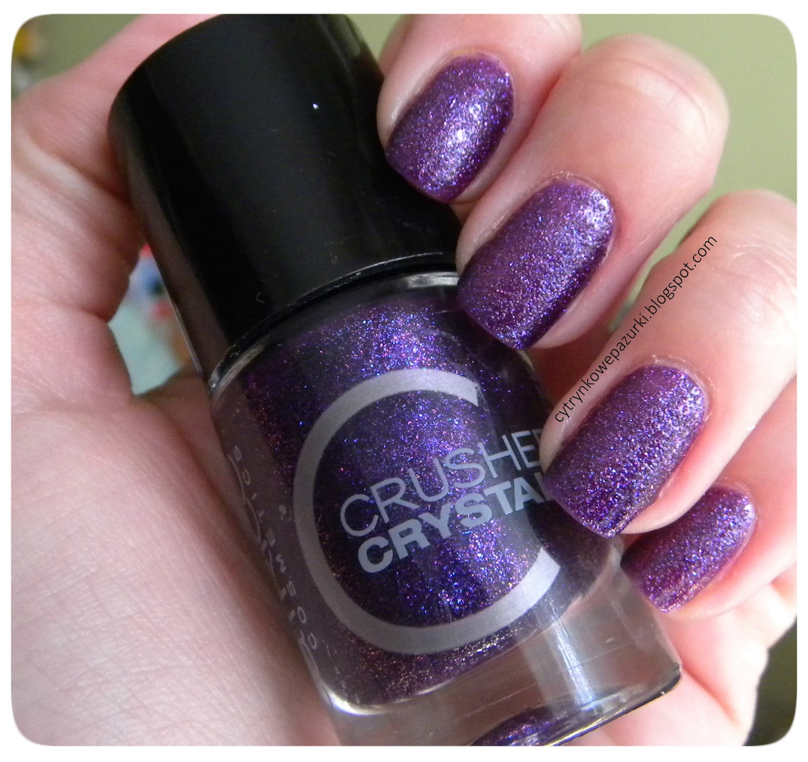 Catrice - Crushed Crystals 02 PLUMdogMillionaire