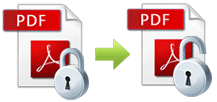 Simple trick to crack a protected PDF file