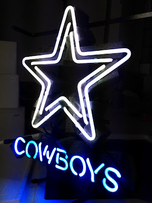 Wiki Neon Sign Blog NFL DALLAS COWBOYS FOOTBALL BEER NEON #0: NFL DALLAS COWBOYS FOOTBALL NEON LIGHT SIGN 16X14 2