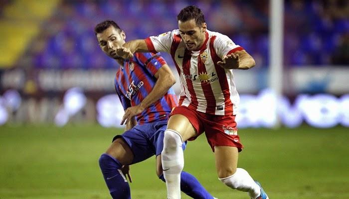 Almeria vs Levante en vivo