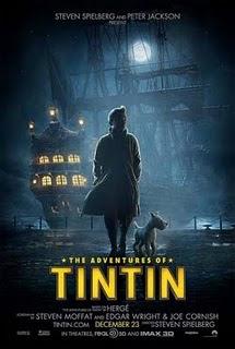 Las aventuras de Tintín El secreto del unicornio (2011)