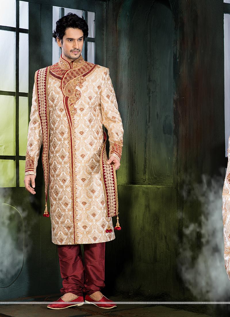 designer wedding sherwani - photo #23