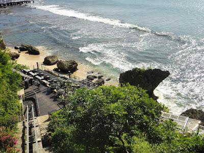 The Rock Bar at Ayana Resort and Spa Bali Indonesia