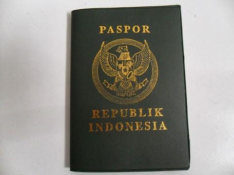 Tata Cara Permohonan Paspor