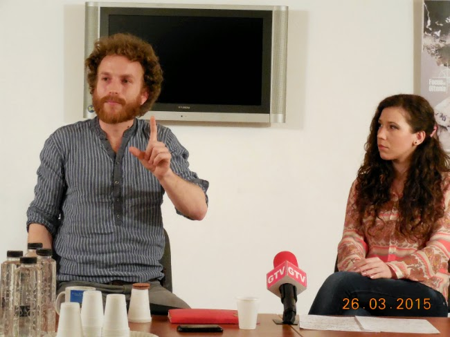 Bogdan Nechifor si Nicoleta Dumitru