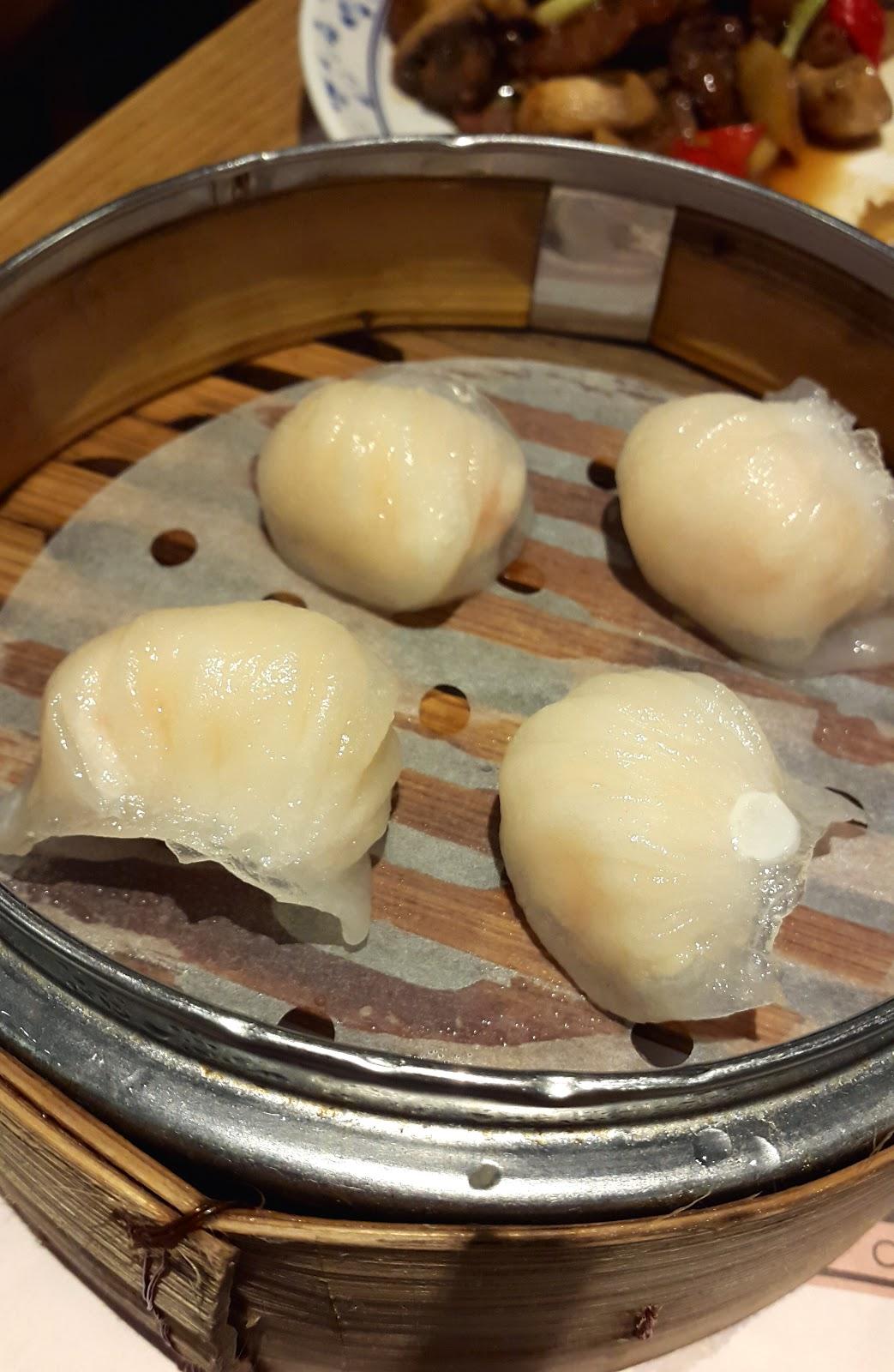 Canton Deli Shrimp Dumpling