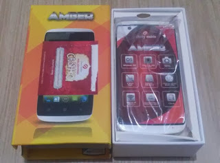 Cherry Mobile Amber