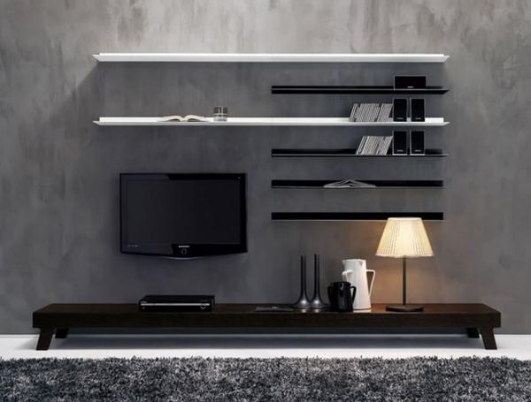 Classy modular living room