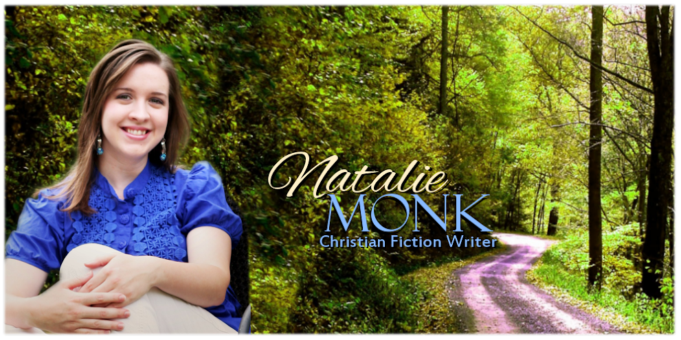 Natalie D. Monk Christian Fiction Writer